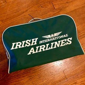 Vintage Irish Airlines Bag 🍀